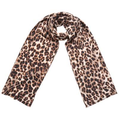 Sjaal Cozy Leopard