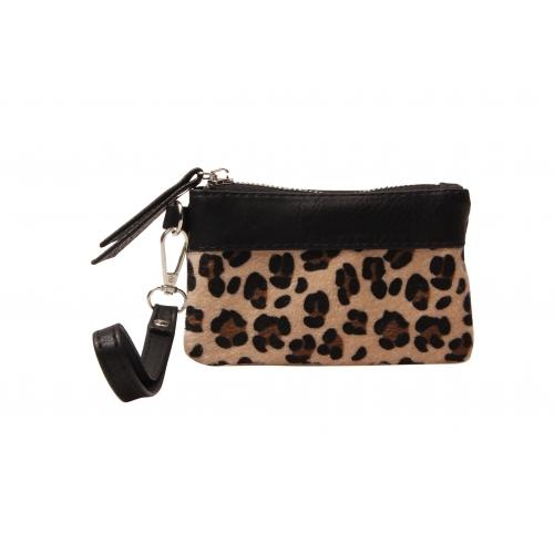 Portemonnee Leopard - Klein