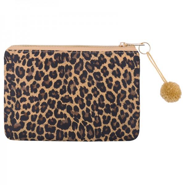Make-up tas Leopard Love (Bruin) 6a08faff29