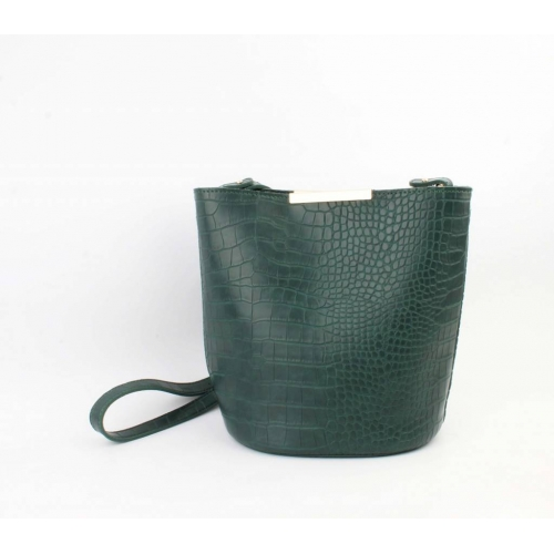 Crossbody Klara Groen (incl. clutch)