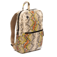 ZEBRA tas - Rugzak (L) Wild Snake yellow/orange
