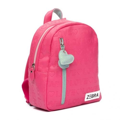 ZEBRA tas (S)  Love - pink