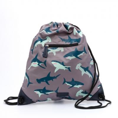 ZEBRA zwemtas - Sharks
