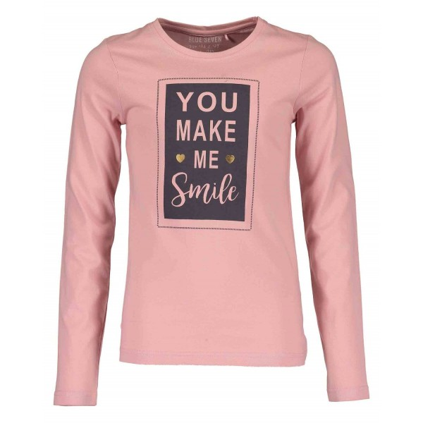 Blue Seven long sleeve (roze)