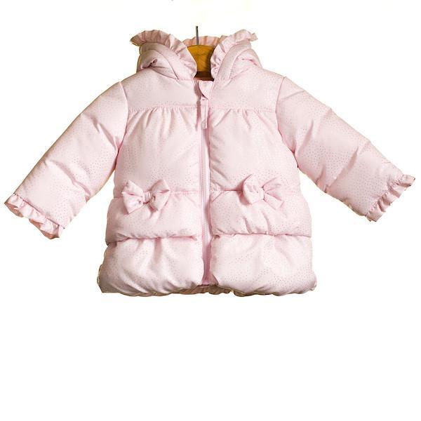 Babykleding Winterjas.Gevoerde Baby Winterjas