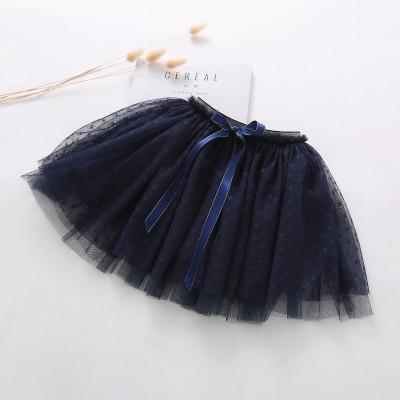 Rokje 'Fenna' (blauw)
