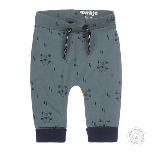 Dirkje bio cotton - Broek Bear