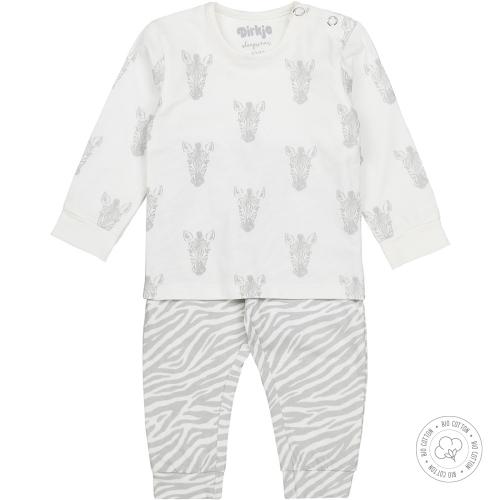 Dirkje bio cotton - Pyjama Zebra