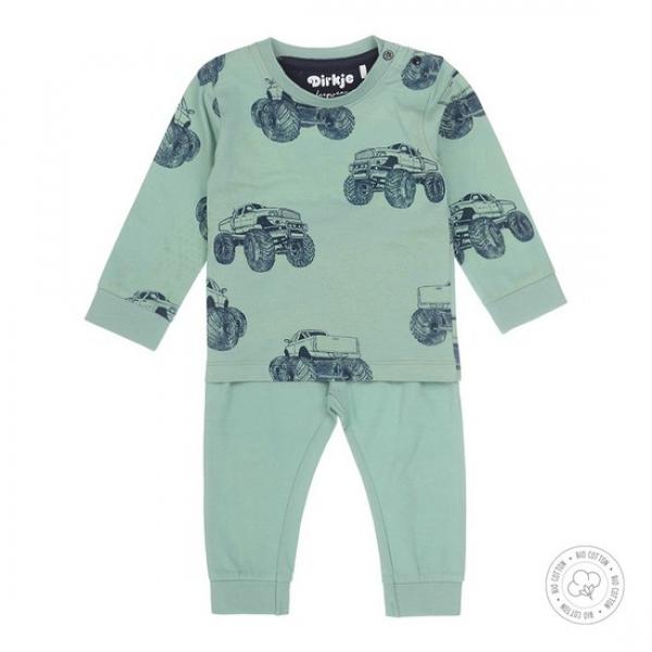 Dirkje bio cotton - Pyjama jongens
