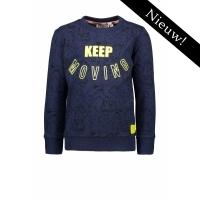 Bampidano - Sweater Lion print