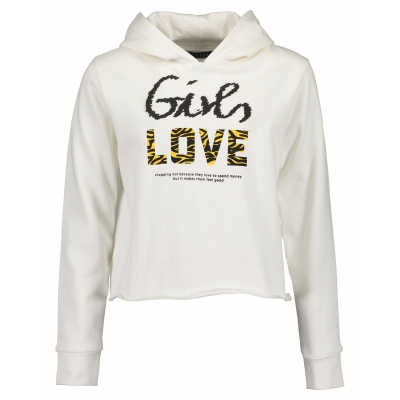 Blue Seven - sweater met capuchon Girls love