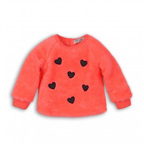 Dirkje - sweater hart