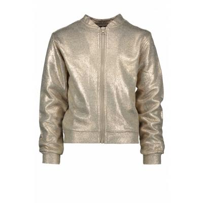 Moodstreet goudkleurig glitter vest