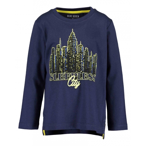 Blue Seven - Longsleeve City