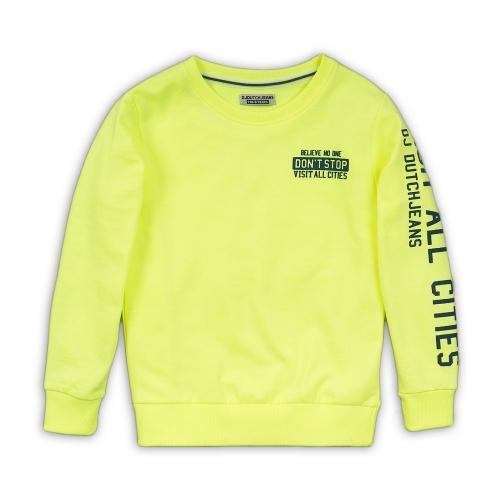 DJ Dutch Jeans - Neongele sweater