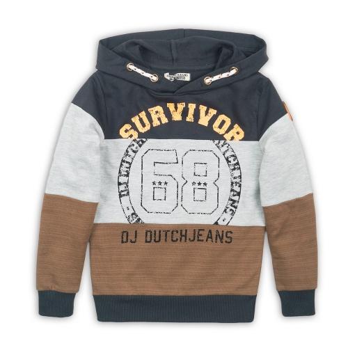DJ Dutch Jeans - Hoodie 'Survivor'