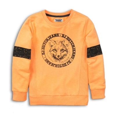 DJ Dutch Jeans - lichtoranje sweater