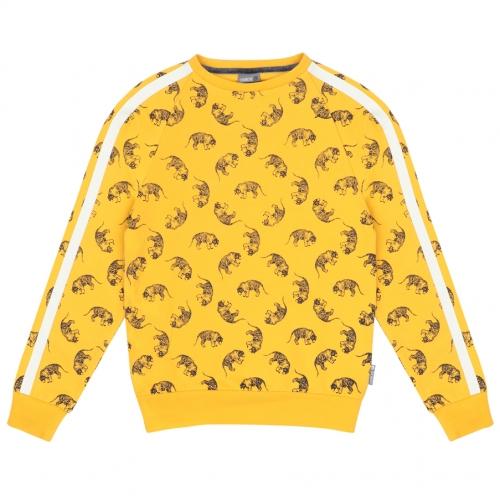 Vinrose - Sweater met tijgerpatroon