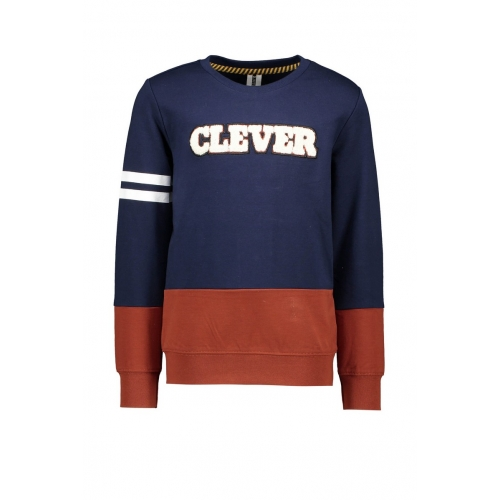 B.Nosy | Sweater Clever - space blue