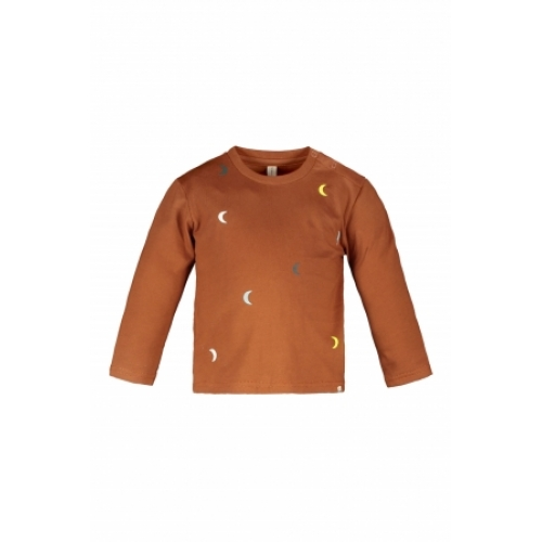 The New Chapter - Longsleeve Moon - Tawny Brown