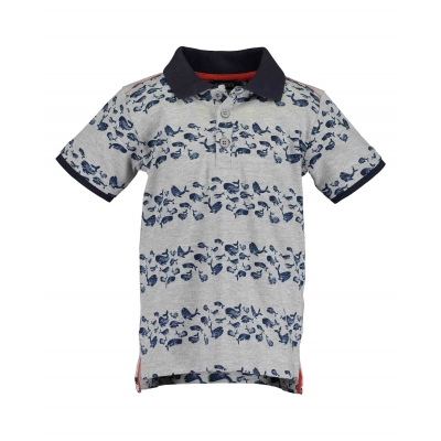 Blue Seven - Polo vis