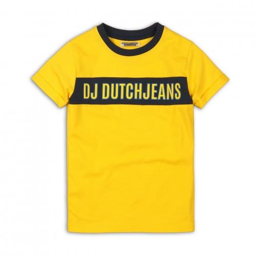 DJ Dutch Jeans - T-shirt geel