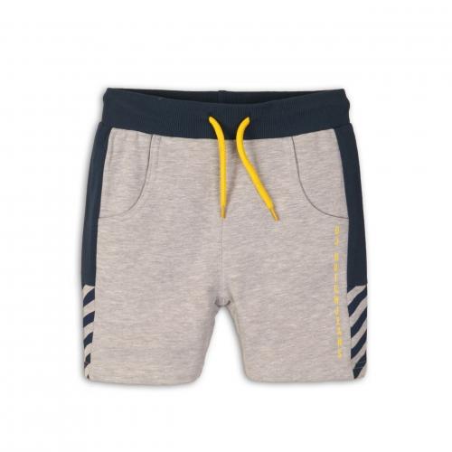 DJ Dutch Jeans - Jogging short grijs/geel