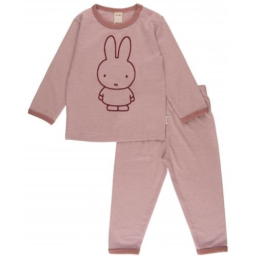 Nijntje - lange pyjama roze
