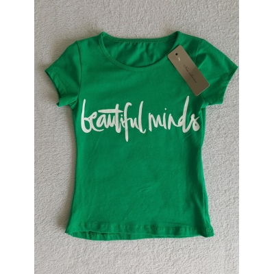 T-shirt Beautiful minds