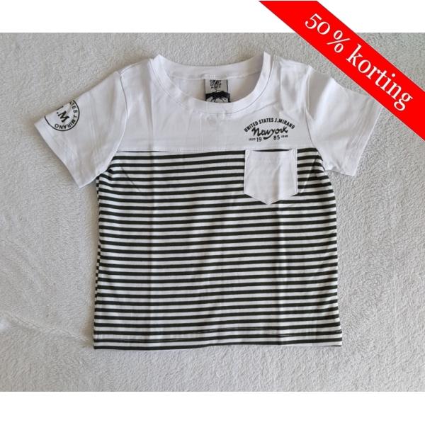 J Mirano T-shirt - streep