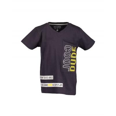 Blue Seven T-shirt v-hals (bruin)