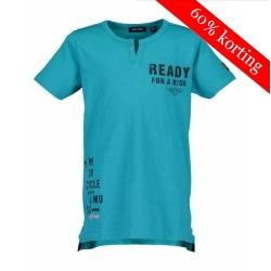 Blue Seven jongens t-shirt (aqua)