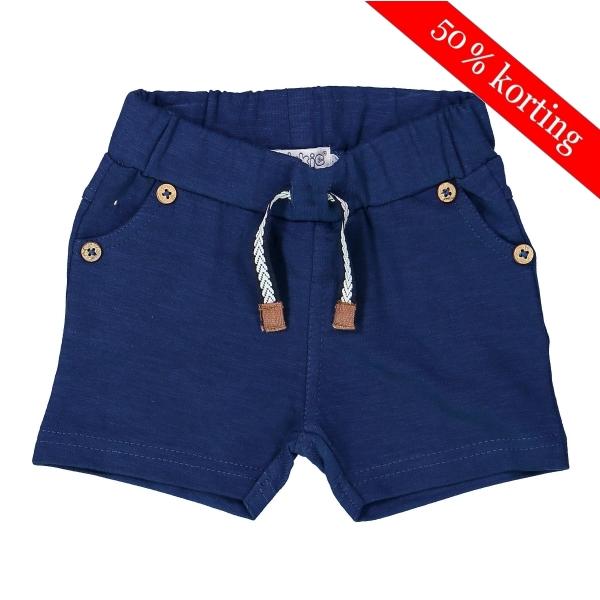 Dirkje Baby jogging short (blauw)