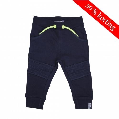 Dirkje Baby jogging broek (blauw)