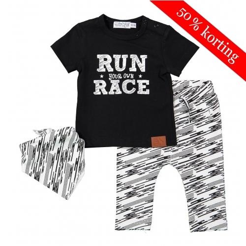Dirkje Babyset 3 stk (Run Race)