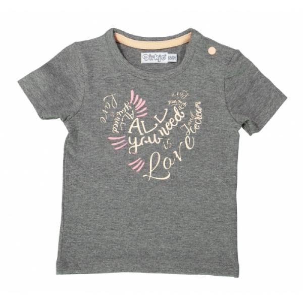 Dirkje t-shirt Love