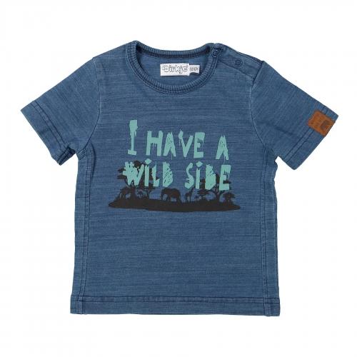 Dirkje T-shirt Indigo