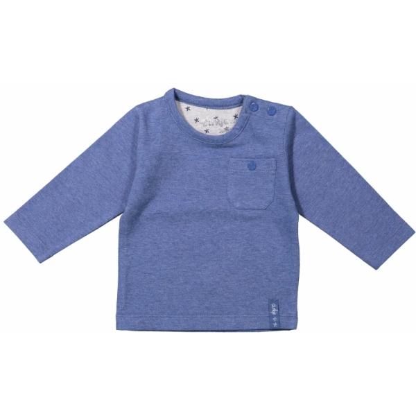 Basic Babykleding.Dirkje Baby T Shirt L S Pocket Basic