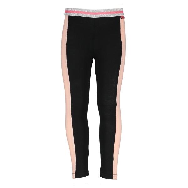 Bampidano Legging multi (Zwart-Roze)