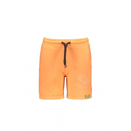 B.Nosy - Baby jongens short - Neon orange