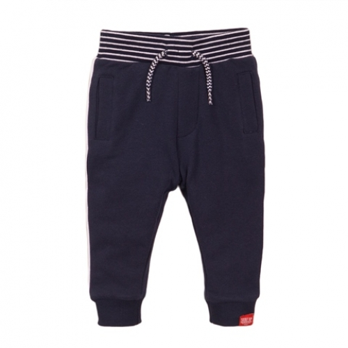 Dirkje - joggingbroek blauw 'Surf up'