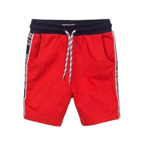 DJ Dutch Jeans - Jogging short rood